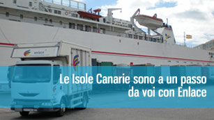 Logistica Isole Canarie dal 1997